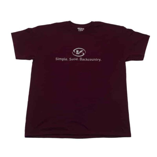 Voile T-Shirt, Simpel Solid Backcountry