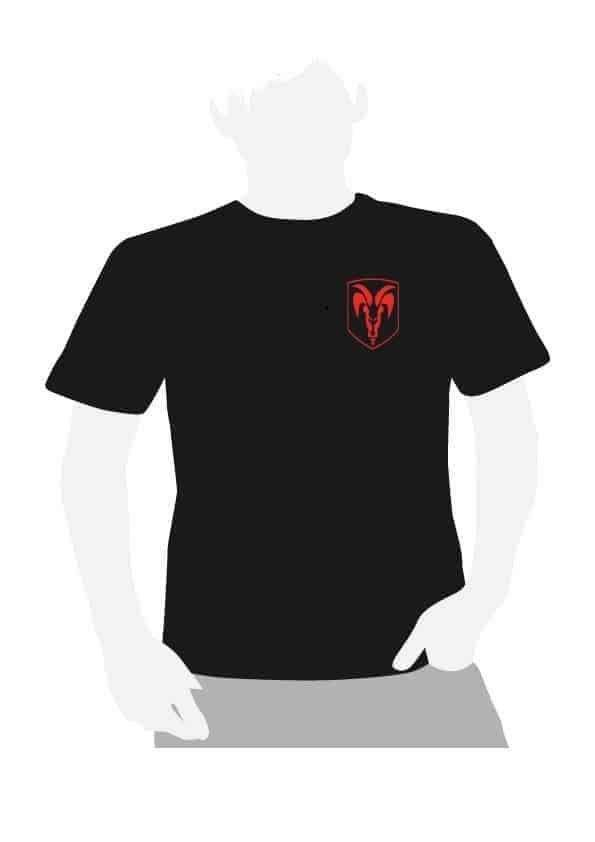 Wildschnee T-Shirt 2017